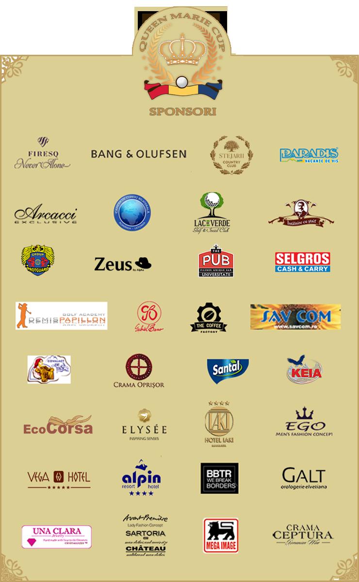 sponsori Queen Marie Cup editia 2013 2014
